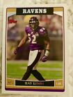 Ray Lewis Rookie Cards and Autograph Memorabilia Guide 15