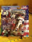 1999 Starting Lineup Cooperstown Collection Nolan Ryan Texas Rangers - Hasbro