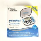Weight Watchers Points Plus Calculator Tracker NAC 5A