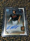 2015 Bowman Draft Baseball Cards - Review Added 66