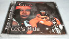 Tina-Let's Ride/Tina Ashton/Mega Rare/EXTREMELY RARE/R&B/SHREVEPORT LA/OOP