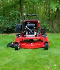 Gravely zero turn mower Stand on / 52
