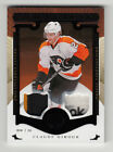 2015-16 UD ARTIFACTS PATCH TAG BLACK VERSION, #129, **CLAUDE GIROUX**, 3 3.