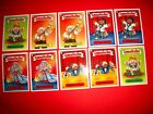 2018 Topps GPK Wacky Packages Not-Scars Trading Cards 15