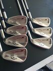 Callaway 2018 X Forged Irons 4 PW +1 2 KBS Tour V x stiff