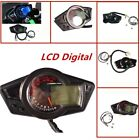 Universal Waterproof Motorcycle Odometer, ABS Housing + LCD digital display