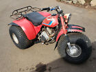 1982 honda three wheeler 200es big red