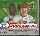 2019 TOPPS SERIES 2 BASEBALL JUMBO FACTORY SEALED HOBBY BOX