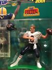 2000 Starting Lineup Collector's Club Cade McNown Football Figure Mint In Pack
