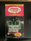 Rare Vintage Thomas Train Tank Engine Friends Daisy & Other Stories VHS video