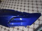 Honda NSS250 NSS 250 Reflex Scooter Right Side Cover Fender blue