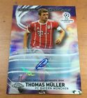 2017-18 Topps Chrome UEFA Champions League Soccer Cards 52