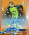 2017-18 Topps Chrome UEFA Champions League Soccer Cards 54