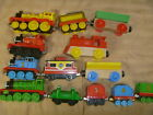 THOMAS THE TRAIN ENGINES CARS HENRY MOLLY JAMES 13 GULLANE LEARNING CURVE
