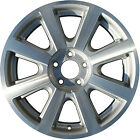 Refinished 18x75 Wheel For 2007 2010 Lincoln MKX 18 Inch Rim