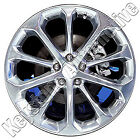 Refinished 20x8 Wheel For 2013 2019 Ford Taurus Rim
