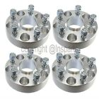 4 15 Inch 5x5  5x127  Hubcentric Wheel Spacers 38mm Wheel Centric Adapters