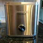 Cuisinart Pure Indulgence 2 Quart Frozen Yogurt Sorbet and Ice Cream Maker