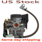 PD18 Carburetor of with Acceleration Pump for GY6 50cc Moped