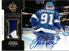 18-19 UD Ultimate Icons Patch Auto Steven Stamkos 6
