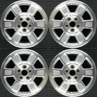 Set 2008 2009 2010 2011 2012 2013 2014 Honda Ridgeline OEM 17 Wheels Rims 63939
