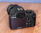MINT Canon EOS Rebel T2i 550D 180 MP DSLR With 18 55mm IS II 3 LENSES