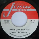 Crossover Soul BOBBY PATTERSON Im In Love With You Married Lady US Orig EX