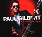 Paul Gilbert - Behold Electric Guitar CD 2019 Music Theories Recordings•• NEW ••