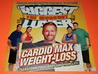 The Biggest LoserCardio Max Weight Loss Mint DVD DISC  2 SLEEVES ONLY Free S