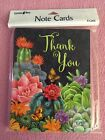 REDUCED Leanin Tree Note Card Set Thank You