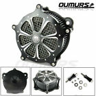 Air Cleaner Intake Filter Kit For Harley Touring Dyna Softail 1997 2007 2006