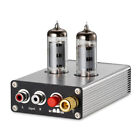 MM MC Phono Turntable Tube Preamp Mini Electronic Audio Phonograph Pre Amplifier