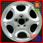 Wheel Rim Oldsmobile Intrigue Silhouette 16 1998 2003 9592585 Silver OE 6030