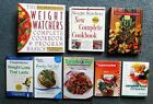 Weight Watchers Cookbooks  Program Food Companions Book Lot Tons Of Diet Recipe