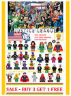 DC Minifigures Fit Lego Justice League Batman Superman Green Lantern Teen Titans