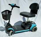 Pride Go Go Eliete Travler  4 Wheel Electric Mobility Scooter  Barley Used