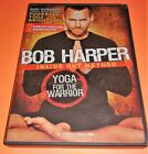 Bob Harper Yoga for the Warrior Good Condition DVD + With Free Shipping