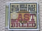 2 CD Last of the Breed - Willie Nelson/Merle Haggard/Ray Price