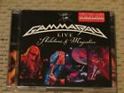 2 CD GAMMA RAY Live - Skeletons and Majesties
