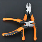 6inch Pliers Snips Diagonal Wire Cutting Repair Multifunction Side Cutter Flush