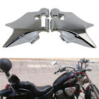 Chrome Frame Fairing Neck Cover Cowl For Honda Shadow VT600 STEED VLX400