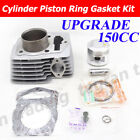 UPGRADE 150CC Big Bore Cylinder Piston Gasket Kit For HONDA NX125 NX 125 1988 90
