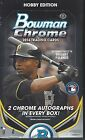 2014 BOWMAN CHROME BASEBALL FACTORY SEALED HOBBY 12 BOX CASE