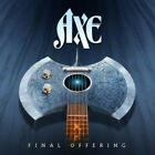 AXE (METAL GROUP) Final Offering CD Europe Escape Music 2019 11 Track (Esm334)
