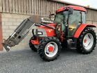 mccormick cx 105 xtrashift tractor with quickie loader