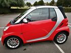 Smart Car Fortwo convertible low mileage Good service History Sensible offers