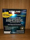 Kirkland Minoxidil 5% Extra Strength 6-Month Supply Topical Solution EXP APR2021