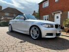LARGER PHOTOS: BMW 1-Series 123d convertible M Sport