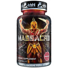 OLYMPUS LABS MASSACR3 / Build Lean Muscle/ Strength / Pump / Recovery / Massacre