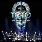 TOTO-TOTO 35TH ANNIVERSARY TOUR: LIVE IN POLAND 2013-JAPAN 2 CD +Tracking number